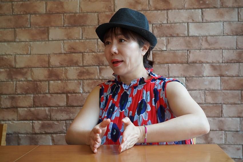 [인터뷰]'빨간 모자가 하고 싶은 말' 저자 조이스 박…공감하는 페미니즘이 필요