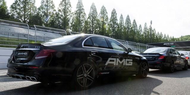 한국타이어, AMG 스피드웨이에 타이어 독점 공급