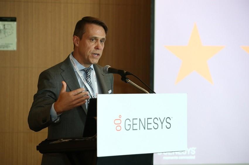 키이스 피어스(Keith Pearce) 제네시스 기업 마케팅 수석 부사장