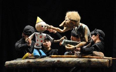 [ET-ENT 연극] 예술의전당 어린이 가족 페스티벌 '피노키오' 잘못했으면 다시 시작하면 돼!