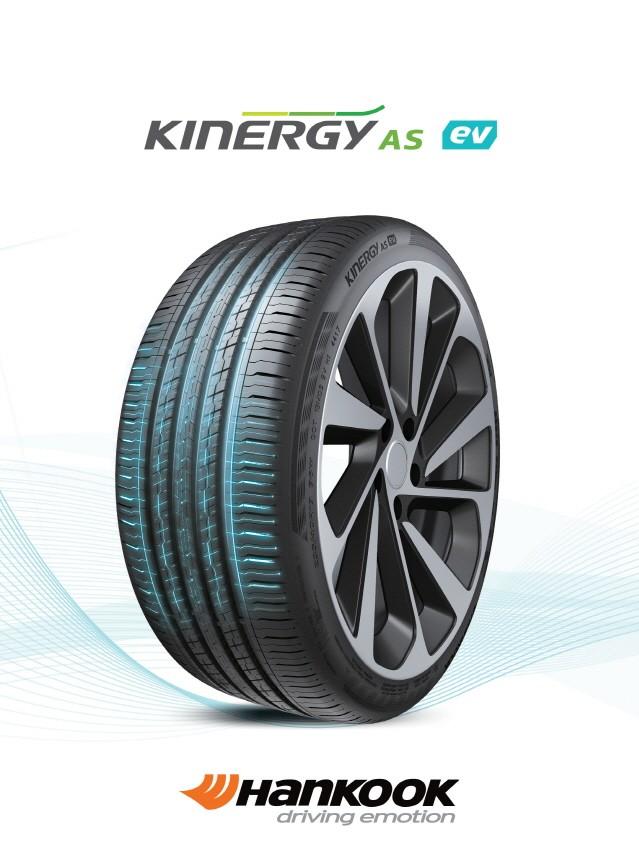 한국타이어, 2세대 전기차 전용 타이어 키너지 AS EV 출시