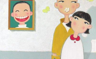 [ET-ENT 갤러리] 이순구 개인전 '웃는다' 왜 웃는지 이유를 찾기 전에 먼저 행복해진다