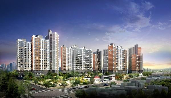미세먼지 안심 아파트, 동해 신북삼지구 한국아델리움 에듀파크 화제