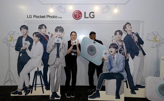 LG전자, 방탄소년단 월드투어 콘서트 연계 마케팅 효과 톡톡