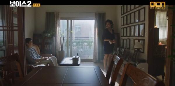 '보이스 시즌2' 스틸사진. 사진=OCN 방송 캡처