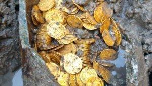 로마 금화 발견, 수백개가 지하에서 '가치 어마어마'