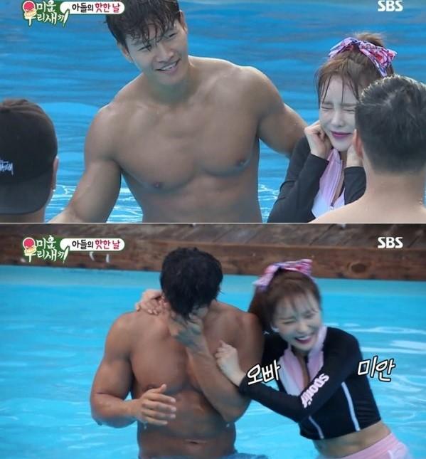 (사진=SBS '미운우리새끼' 캡처)