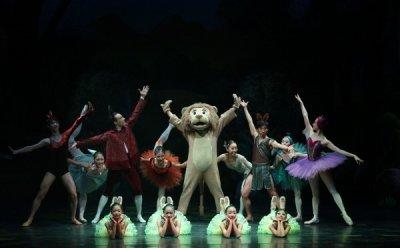 [ET-ENT 발레] 이원국발레단 토요발레 '동물의 사육제' 쾌적하고 밝은 분위기의 공연장! 어린 관객들도 무섭지 않게 관람할 수 있다