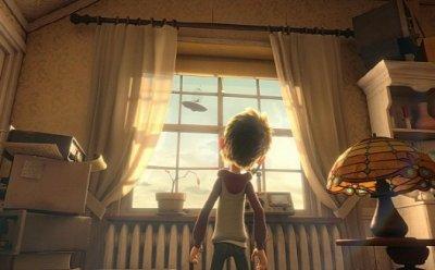 [ET-ENT 영화] '루이스' UFO, 외계인 코믹 어드벤처를 통해 외로움의 가치, 가족의 가치를 찾아가는 애니메이션