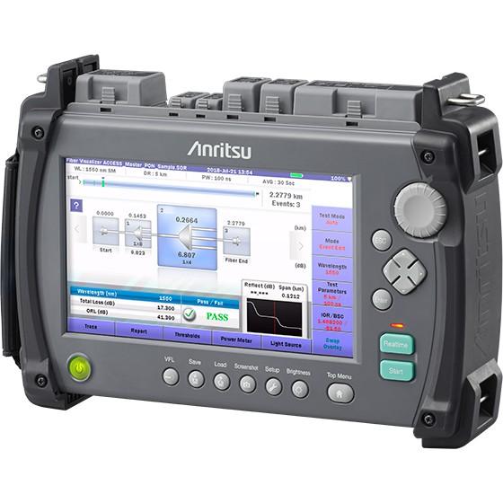 안리쓰, 네트워크 파이버 검증 위한  'MT9085' 휴대용 테스터 출시
