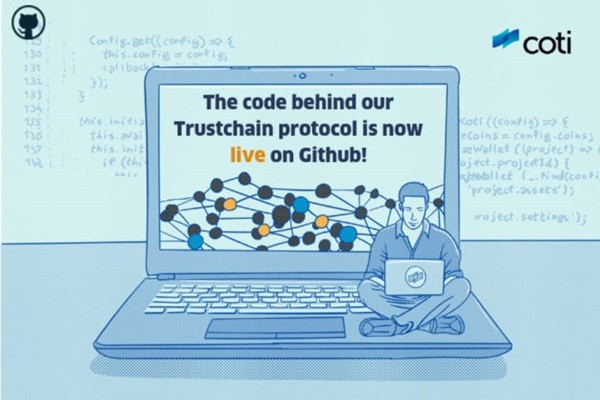 COTI Introduces Blockchain 3.0 Protocol Trustchain