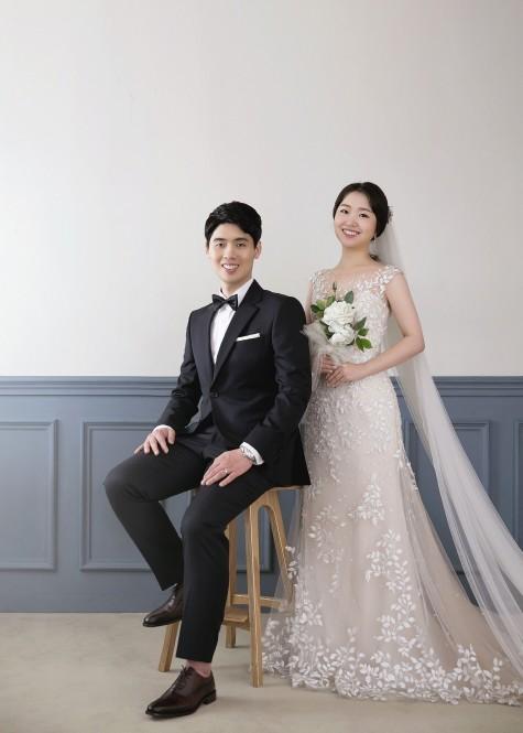 김대용-김수진 프로기사 부부 웨딩사진