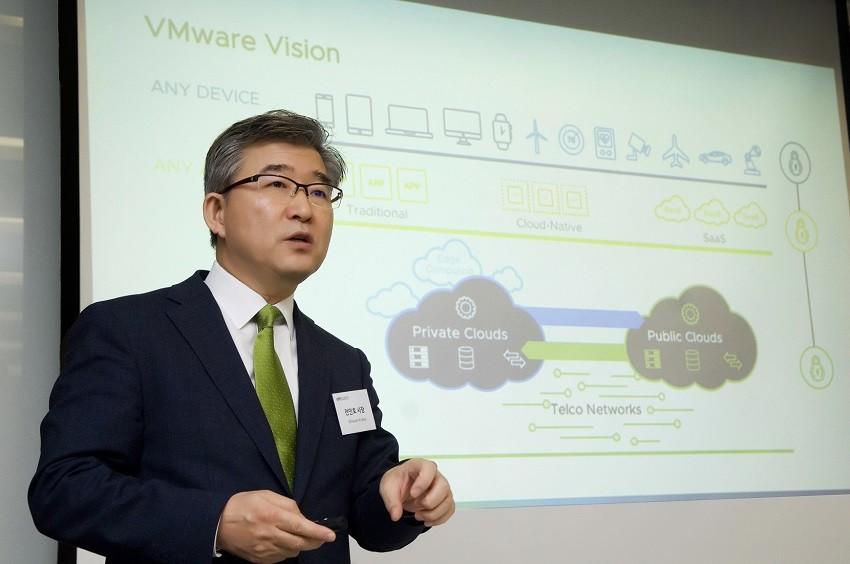 VMware 코리아 전인호 지사장