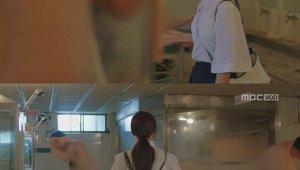 '목욕탕신 논란' 휘말린 인기드라마 '남자는 알몸 나와도 돼?'