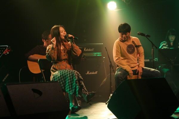 '달빛 좋은 밤' 중 '마멀레이드 키친' 공연사진. 사진=롤링홀 제공