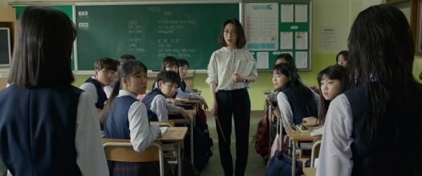영화 '여중생A' 심려진. 사진=심려진 제공