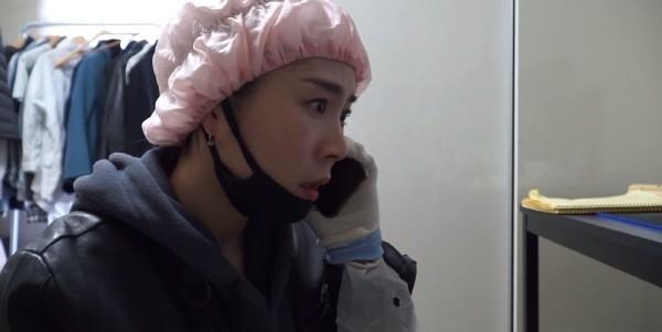 단편영화 '외근' 심려진. 사진=심려진 제공