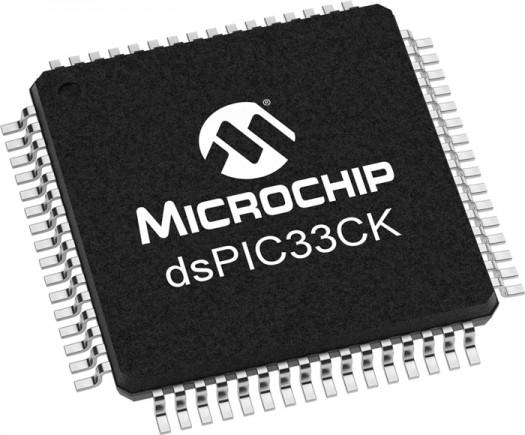 마이크로칩테크놀로지 dsPIC33CK