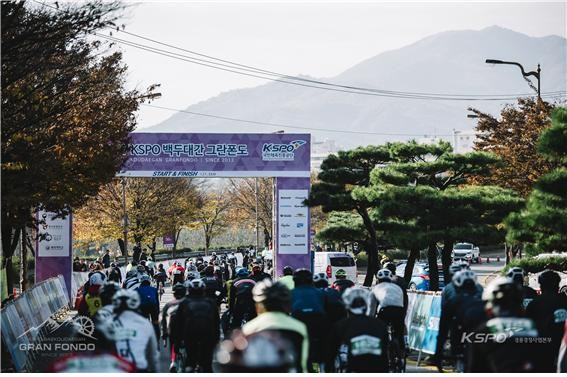 2018 KSPO 백두대간 그란폰도 참가자 모집...28일부터 3일간