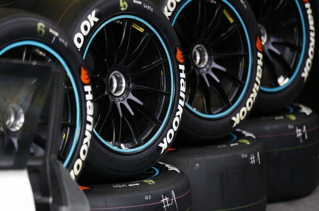 한국타이어, F1 공식 타이어에 도전한다