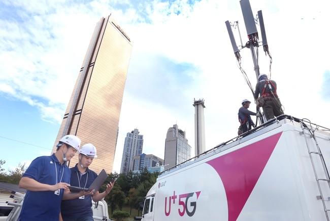 LG U+, 세계 최대 '서울 불꽃축제' 대비 네트워크 준비 완료