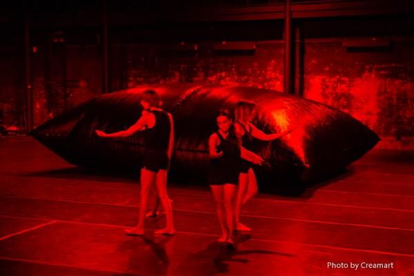 '난파선-멸종생물 목록' 리허설사진(실제 공연사진 대신 의상을 착용한 리허설사진으로 대체합니다). 사진=서울세계무용축제(SIDance, 시댄스) 제공