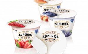 지난 1988년 국내 최초로 유산균 국산화를 실현한 떠먹는 발효유 '슈퍼100'이 올해로 출시 30주년을 맞았다.  한국야쿠르트는 '슈퍼100' 출시 30주년을 맞아 '슈퍼100'의 맛과