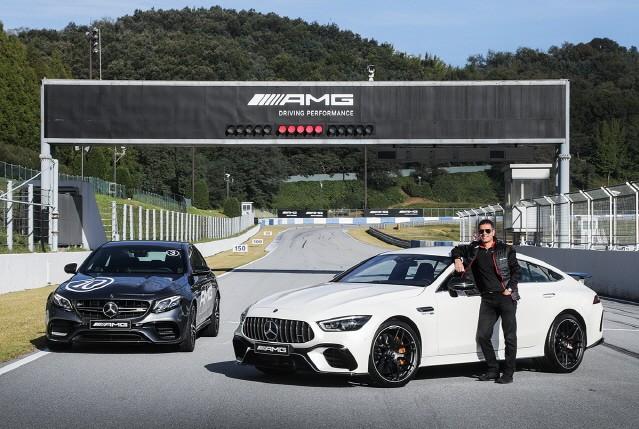 메르세데스-벤츠, 'AMG 드라이빙 아카데미' 운영…1일 100만원