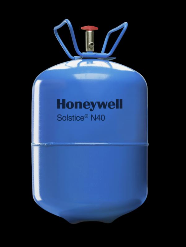 하니웰 친환경 냉매 솔스티스 N40