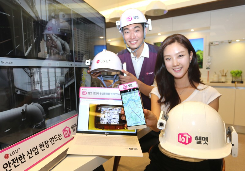 LG U+ 첨단 드론·IoT 기술, 재난안전통신망 결합···실전 운영 준비 완료