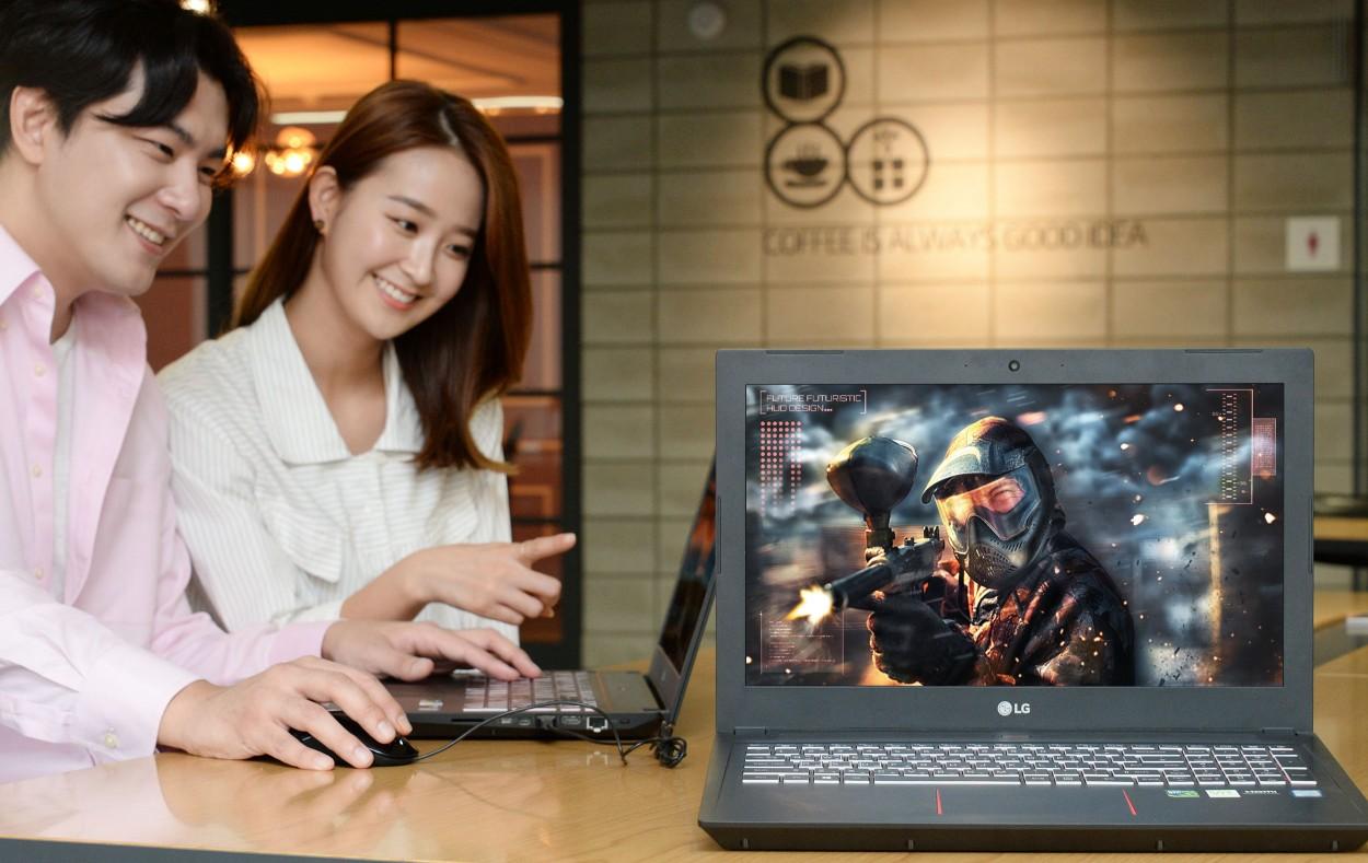 LG전자, 새 고성능 게이밍 노트북 출시