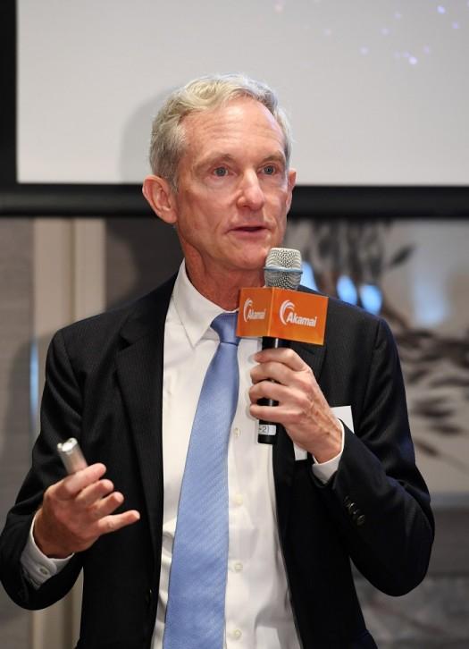 톰 레이튼(Tom Leighton) 아카마이 CEO 겸 공동 창립자
