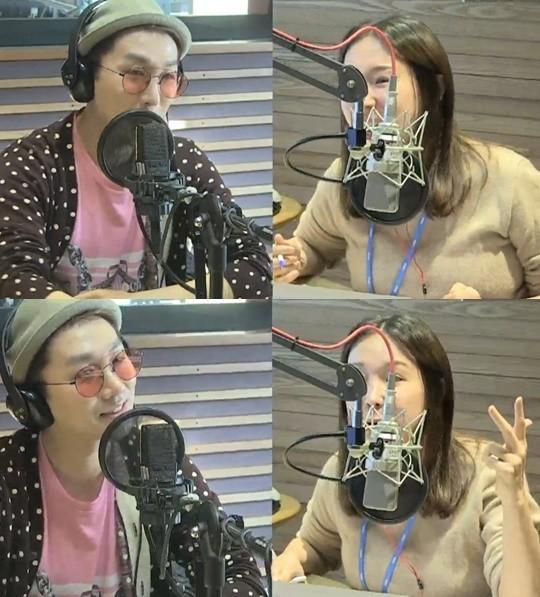 사진=MBC FM4I '오후의 발견 이지혜입니다'
