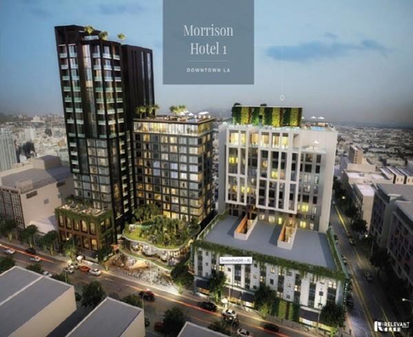 법무법인 정률, 미국 투자이민프로젝트 '로스앤젤레스 모리슨호텔' 소개