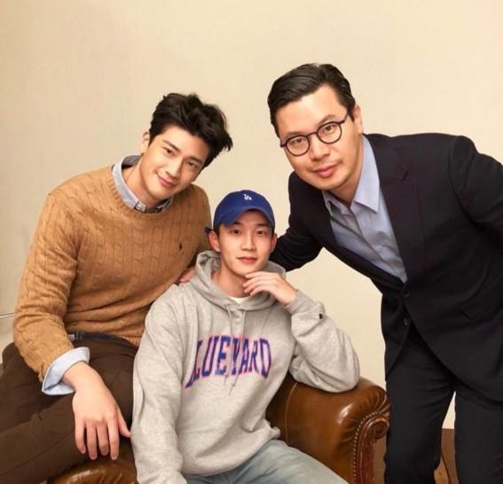 사진=김정현 SNS