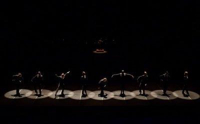 [ET-ENT 발레] '쓰리 볼레로'(3) 김용걸 안무가 '볼레로' 김용걸다운 자신감 + 지휘자 조정현의 통합력