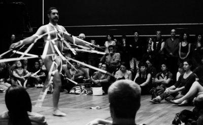 [ET-ENT 무용] 시댄스 난민 특집(6) '칼날의 역설' 회전하는 칼날에 가까이 갈 수 있는 용기