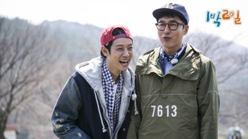 사진=KBS2 '1박 2일'