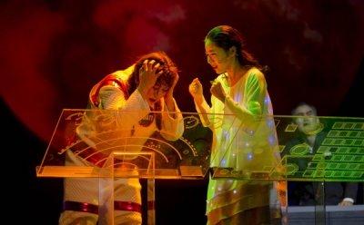 [ET-ENT 국악] 국립창극단 '우주소리'(1) 창극으로 즐기는 머나먼 우주의 이야기