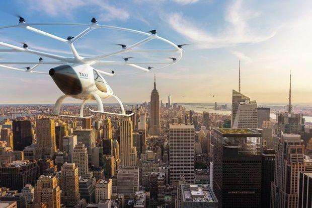 상상 속 날아다니는 택시, 현실이 되다…싱가포르 내년 '에어 택시' 시험 운항