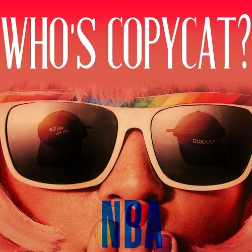 """<사진 설명 : 최근의 카피 사태와 관련하여 """"Who's Copycat?""""이라는 도발적인 질문을 던진 듀카이프>"""