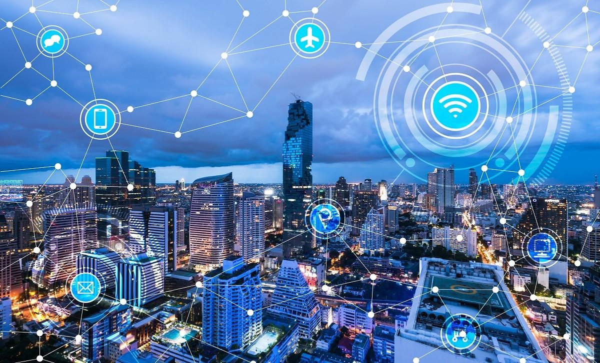 [이성호의 IoT 융복합 비전] 실시간 위치기반서비스, 안전하고 생산성 높은 사회를 향하다