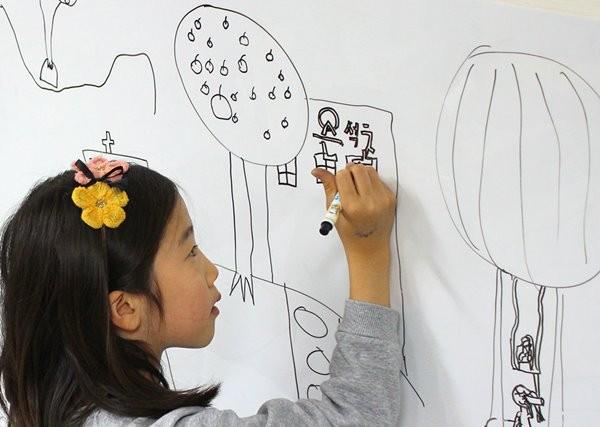 [42회 유교전] 은창비씨, 유아교육전에서 디자인보드와 양면 활용 가능한 화이트보드 선보일 예정