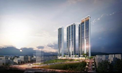 천안역 일대 도시재생사업 활발...'힐스테이트 천안' 눈길