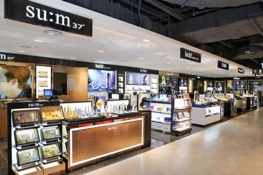 현대백화점그룹은 11월 1일 서울 강남 코엑스 단지내 현대백화점 무역센터점 8~10층을 리모델링해 시내 면세점을 오픈한다. 사진=현대백화점그룹 제공