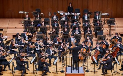 [ET-ENT 클래식] '대학오케스트라축제'(2) 크누아 심포니 오케스트라(지휘 정치용)