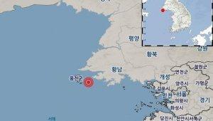 북한 지진 이유는? 옹진군서 잇따라 발생