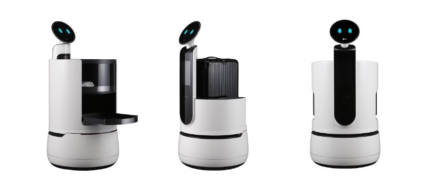 LG전자×이마트, 쇼핑 도와주는 '카트 로봇' 개발 나서