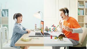 어린이 전문 화상영어 브랜드 'VIPKID', 유아교육전 참가