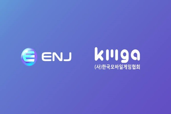 Korea Mobile Game Association Signs a Business Agreement with Enjin
